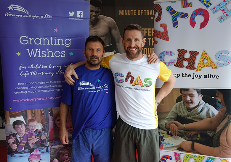 London Marathon Charity